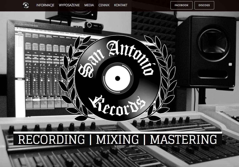 San Antonio Records
